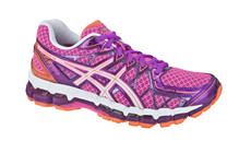 Asics Women's Gel Kayano 20 W pink/white/purple
